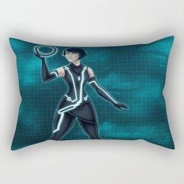 Quorra / Tron Legacy Rectangular Pillow
