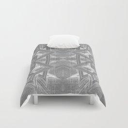 Emerge - Wood Series, Gray Comforters