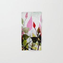 Rosebush Hand & Bath Towel