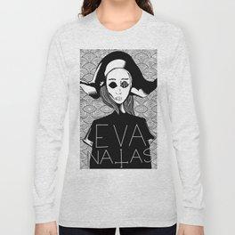 eva natas Long Sleeve T-shirt