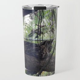 Officious Ocelot Travel Mug