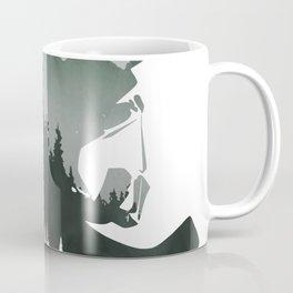 Fullface Landscape Coffee Mug