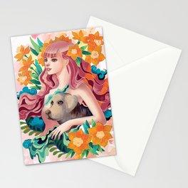Dog Lover Stationery Cards
