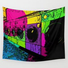 Suds Go Pop 3 Wall Tapestry