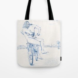 The Passenger Tote Bag