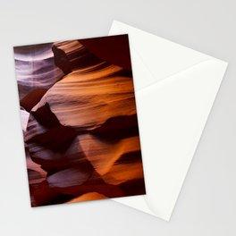 Antelope Orange Stationery Cards
