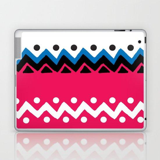 Polygons shape Laptop & iPad Skin