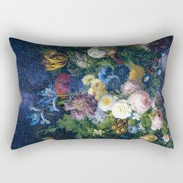 Interstellar master Floral Rectangular Pillow