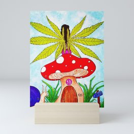 Mary Jane Mini Art Print