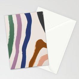 Zébra pop Stationery Cards