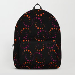 Life is a Series of Transitions Backpack