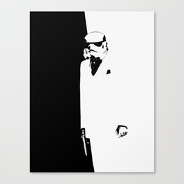 """The Galaxy Chico"" Canvas Print"