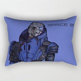 Garrus Rectangular Pillow