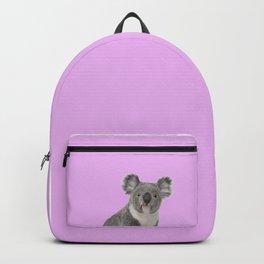 Pretty Cute Koala Backpack