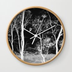 Bush Spirits Wall Clock