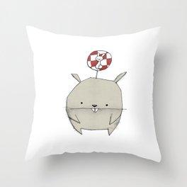 minima - rawr 02 Throw Pillow