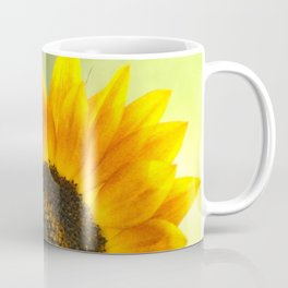 BRIGHT SUNFLOWER Coffee Mug