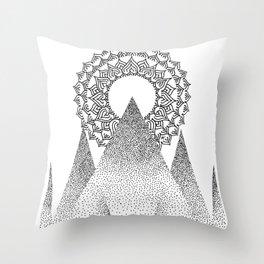 Refuge original Throw Pillow