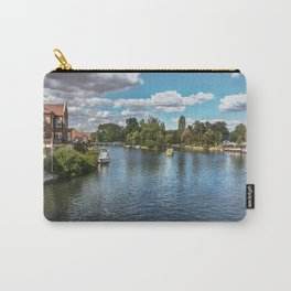 From Windsor Town Bridge Carry-All Pouch
