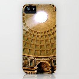 Pantheon Interior iPhone Case