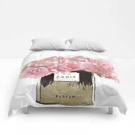 Pink Scented Comforters