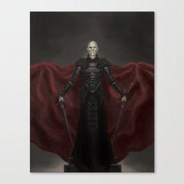 Vampire Lord Canvas Print