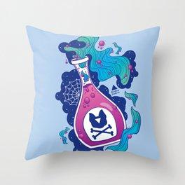 Starr Elixxir Throw Pillow