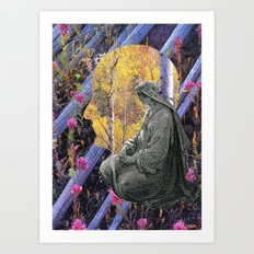 Two Souls Art Print