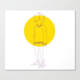 Mindless Canvas Print
