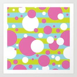 Party Confetti 2 Art Print