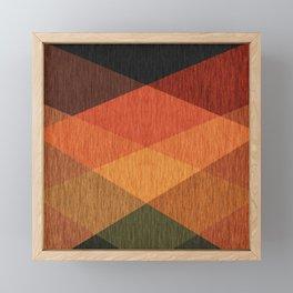 #Ethnic #abstract Framed Mini Art Print