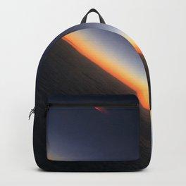 Sunset in Sky  Backpack