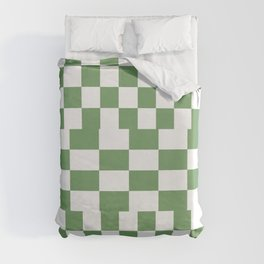 Checkered  Duvet Cover