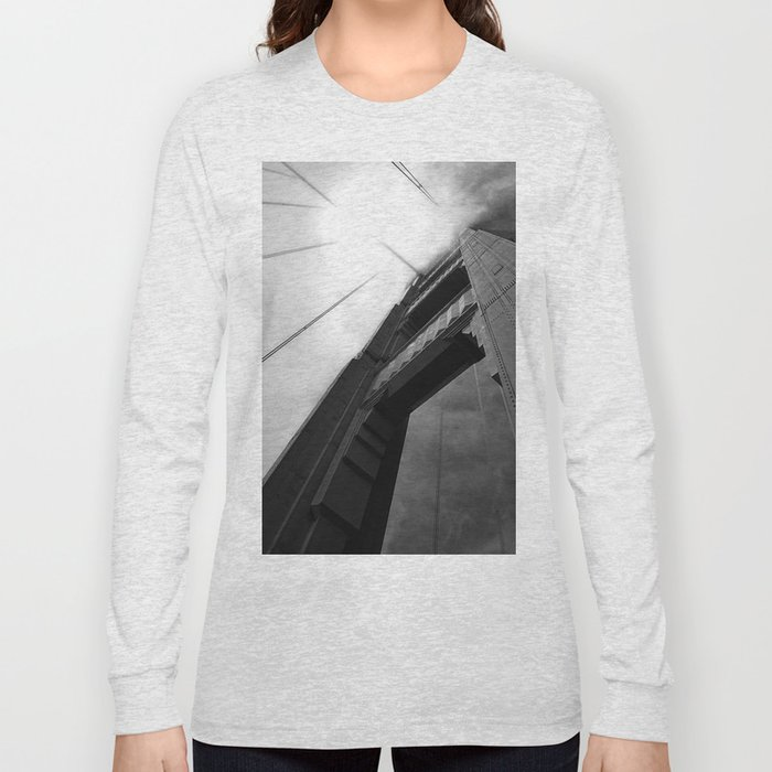 The Golden Gate Bridge Long Sleeve T-shirt