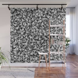 Paper planes Wall Mural