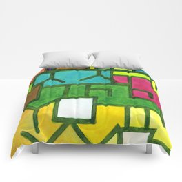 The Filling Line Comforters