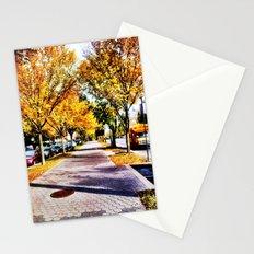 Brooklyn Autumn Stationery Cards