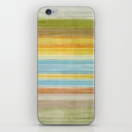 Colorbands Yellowstone Yellow iPhone Skin