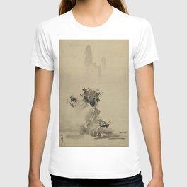 Sesshu Toyo - Broken Ink Landscape (1495) T-shirt