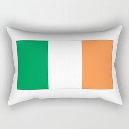 Irish flag -ireland,eire,airlann,irish,gaelic,eriu,celtic,dublin,belfast,joyce,beckett Rectangular Pillow