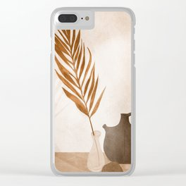 Still Life Art I Clear iPhone Case