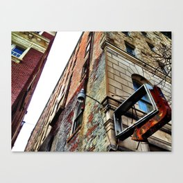 Sterling Perspective Canvas Print