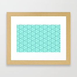 The Bubble Framed Art Print