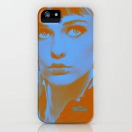 Meli Shane 1 iPhone Case