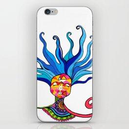 sueña iPhone Skin