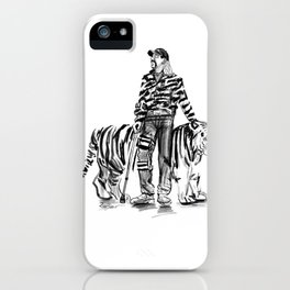 Joe Exotic iPhone Case