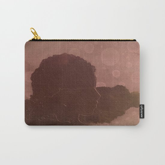 Jamaican Girl Carry-All Pouch