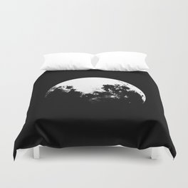 MOOON Duvet Cover