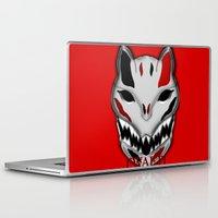 werewolf Laptop & iPad Skins featuring WereWolf by FWAETI