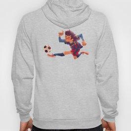 Lionel Messi, Barcelona Jersey Hoody
